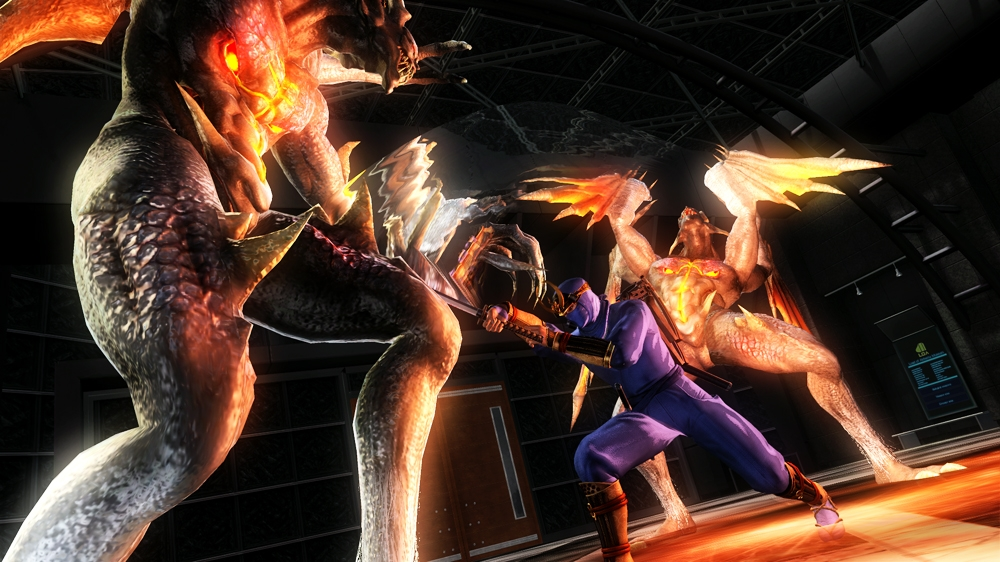 Image from Ninja Gaiden 3 Master Pack 2