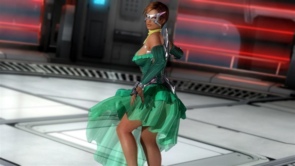 Image from DOA5LR Costume by Tamiki Wakaki - La Mariposa (Lisa)