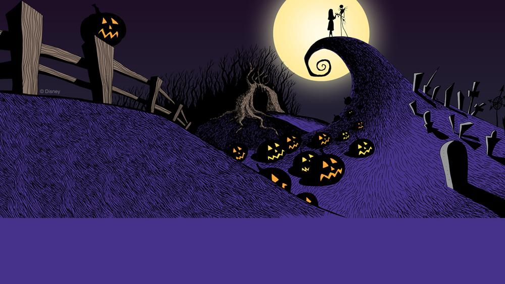 Image from Tim Burton's The Nightmare Before Christmas