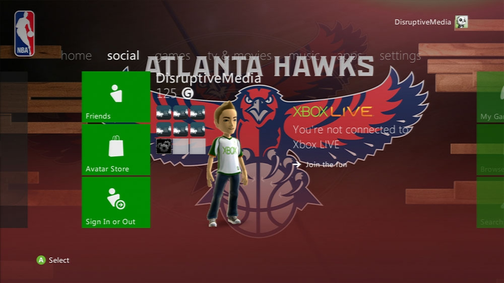 Image from NBA: Hawks Game Time