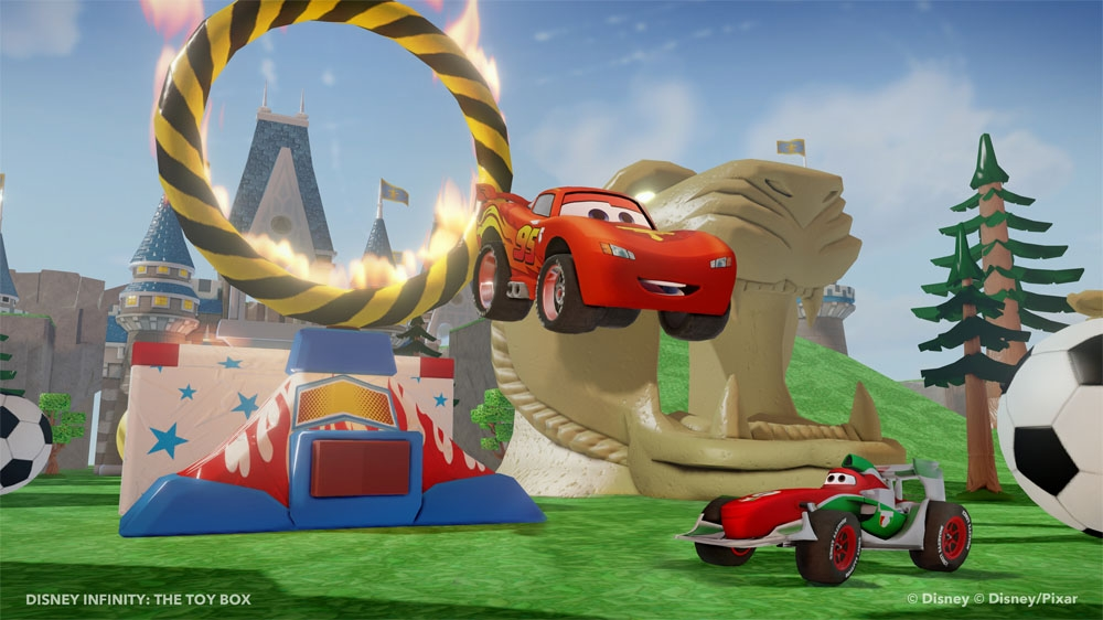 Image from Creating Disney Infinity Trailer