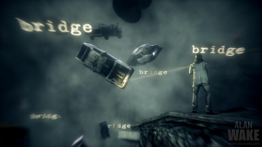 Image from Alan Wake:The Writer