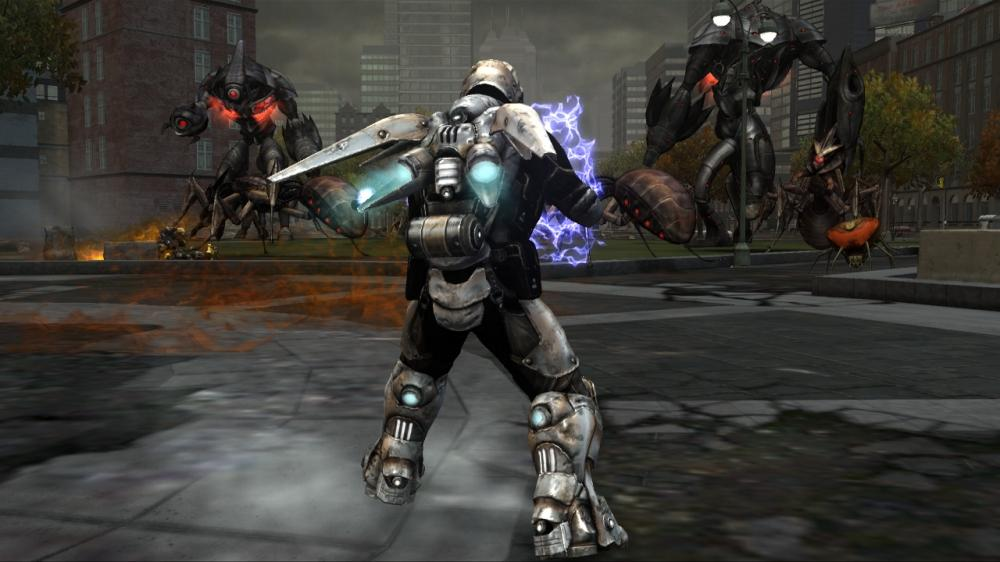 Image de Jet Armor Weapons Pack