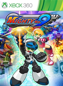 Mighty No. 9 - Retro Hero boxshot