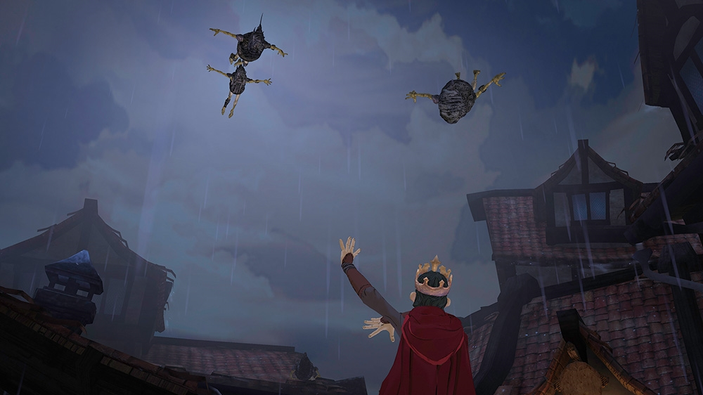 Image from King's Quest - Ch. 2: Rubble Without A Cause Launch Trailer
