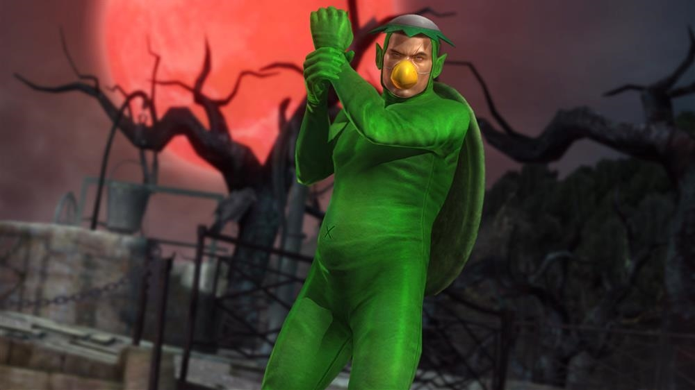 Image from DOA5LR Bayman Halloween Costume 2015