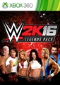 Pack Légendes WWE 2K16