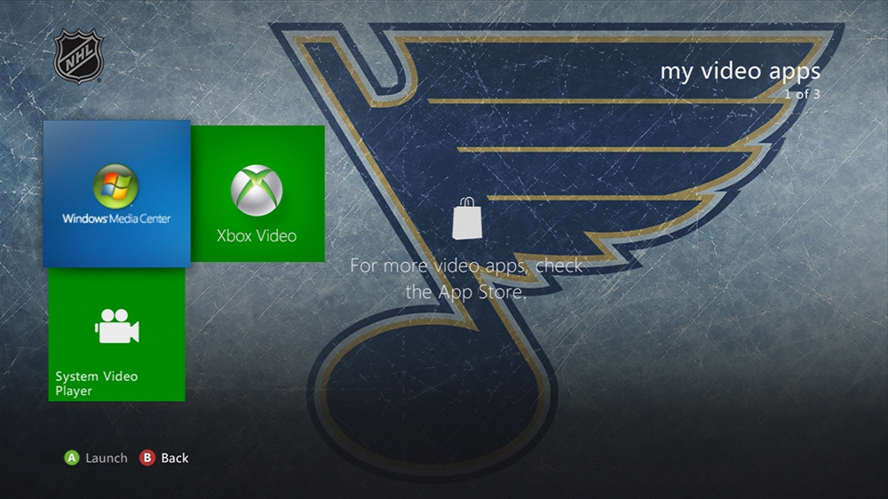 Bild von NHL - Blues Highlight Theme