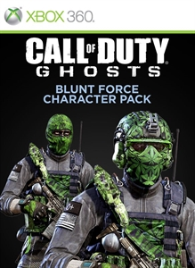 Call of Duty®: Ghosts - Blunt Force Character Pack