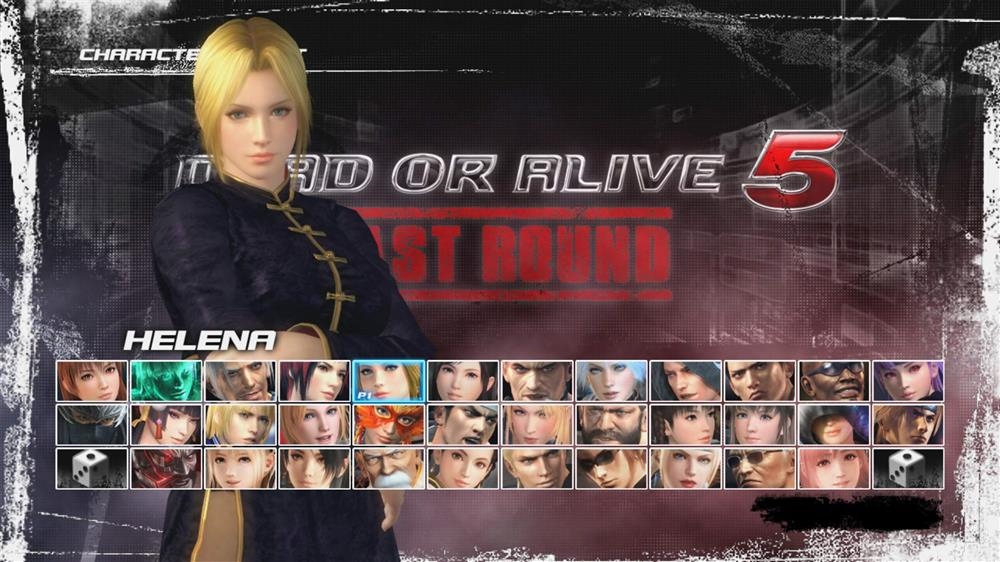 Image from DOA5LR Showstoppers Encore Helena