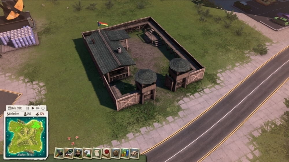 Image from Tropico 5 Espionage