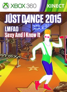 """Just Dance 2015 - """"Sexy And I know It"""" by LMFAO"""