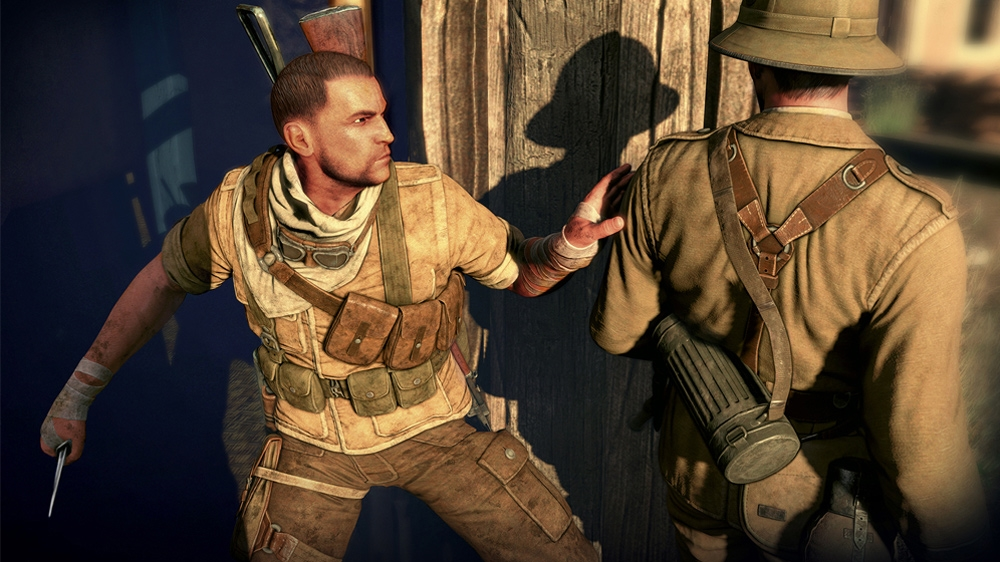 Image from Sniper Elite 3: Save Churchill, Part 2 – Belly of the Beast