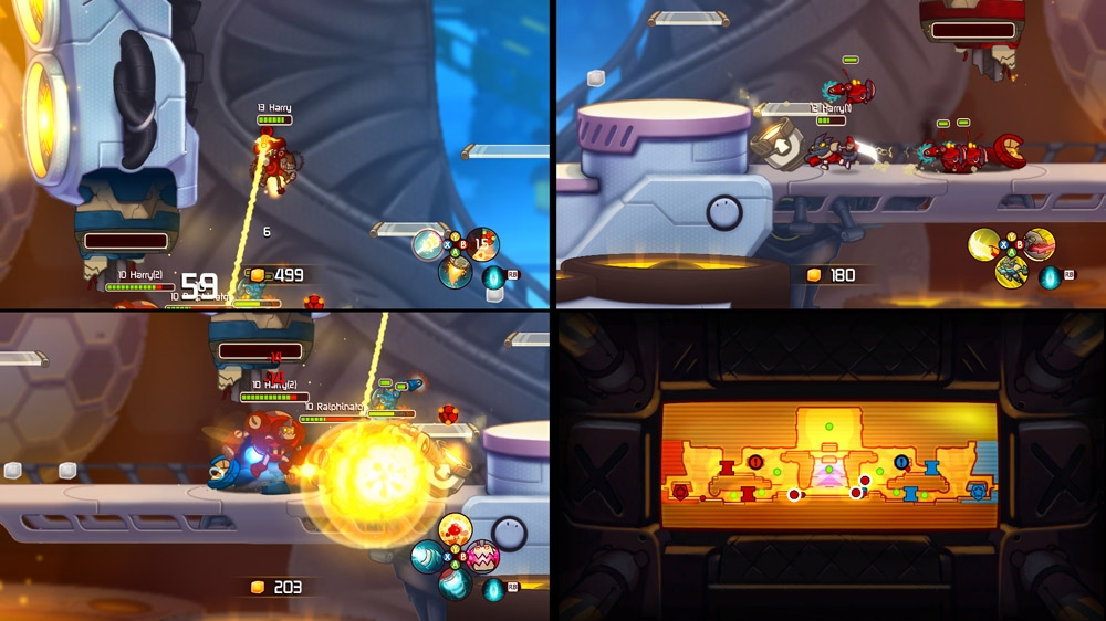 "Immagine da ""Meet the Awesomenauts"" Trailer"