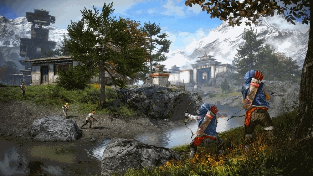 Image from FAR CRY 4 Overrun