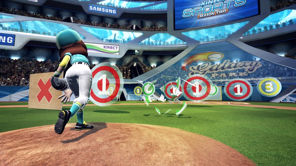 Image from Kinect Sports: Season 2 - All Access Pass Trailer