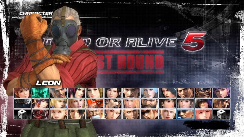 Image from DOA5LR Leon Halloween Costume 2015