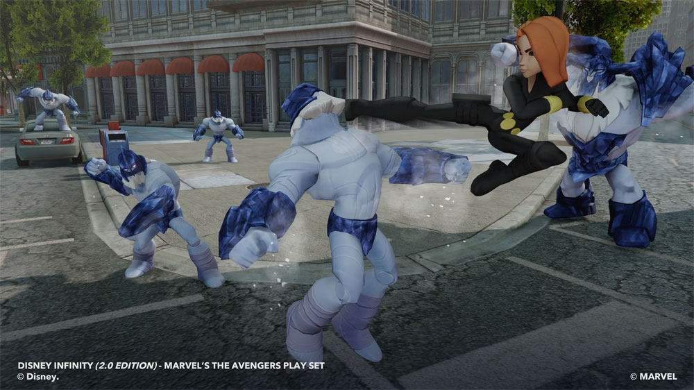 Image from Big Hero 6: Hiro & Baymax Trailer