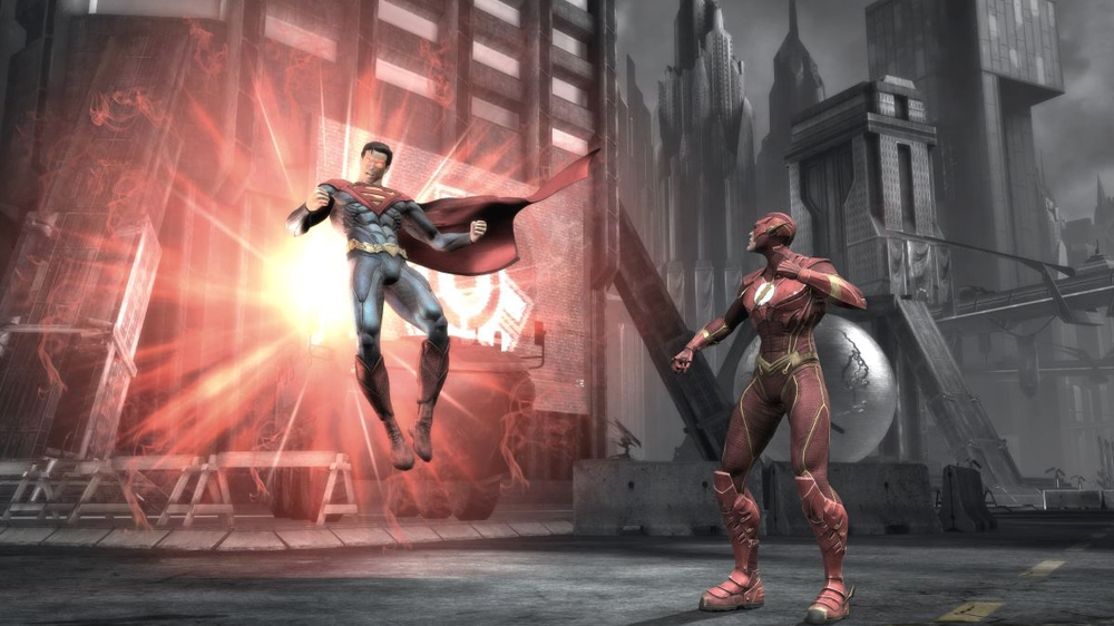 Image from Injustice: Gods Among Us - Announce Trailer