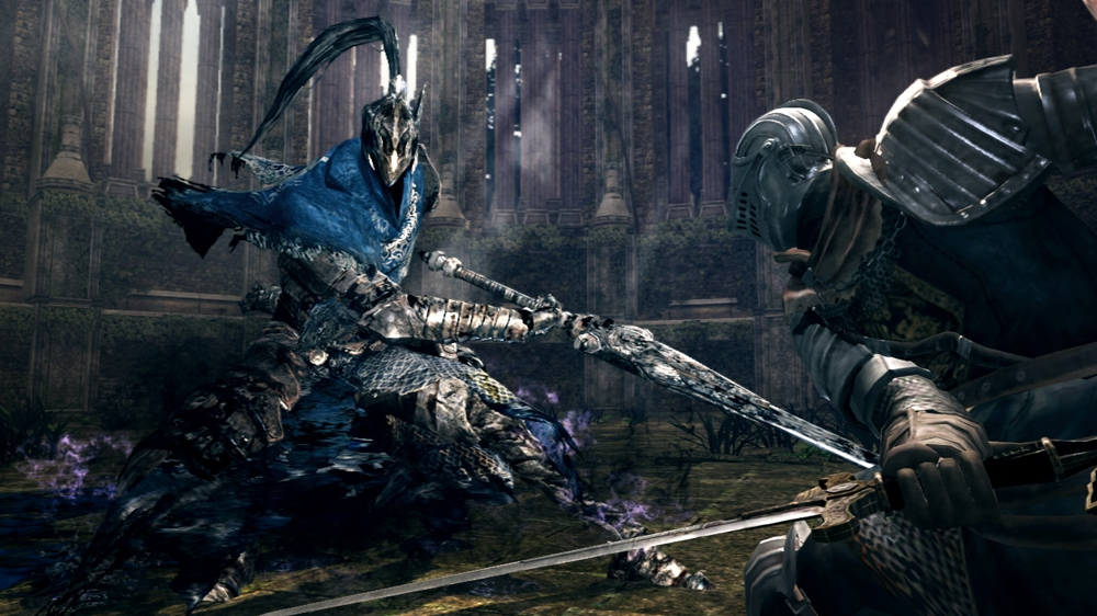 Kép, forrása: Dark Souls - Artorias of the Abyss