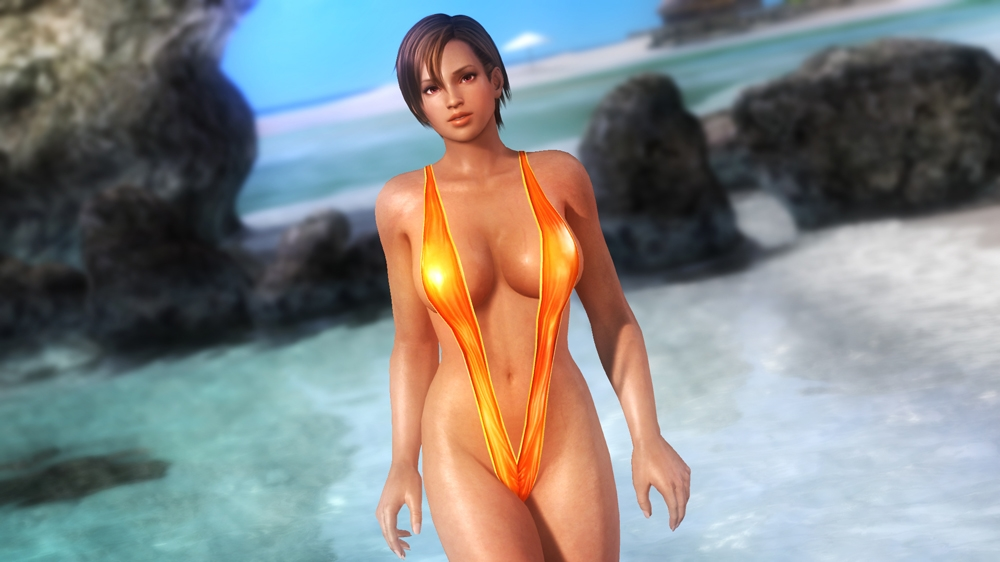 Image from Dead or Alive 5 Hotties Swimwear Pack 3