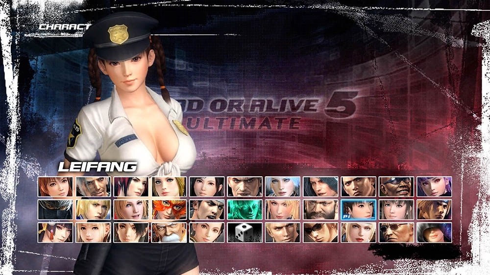 Image de Dead or Alive 5 Ultimate - Police Leifang