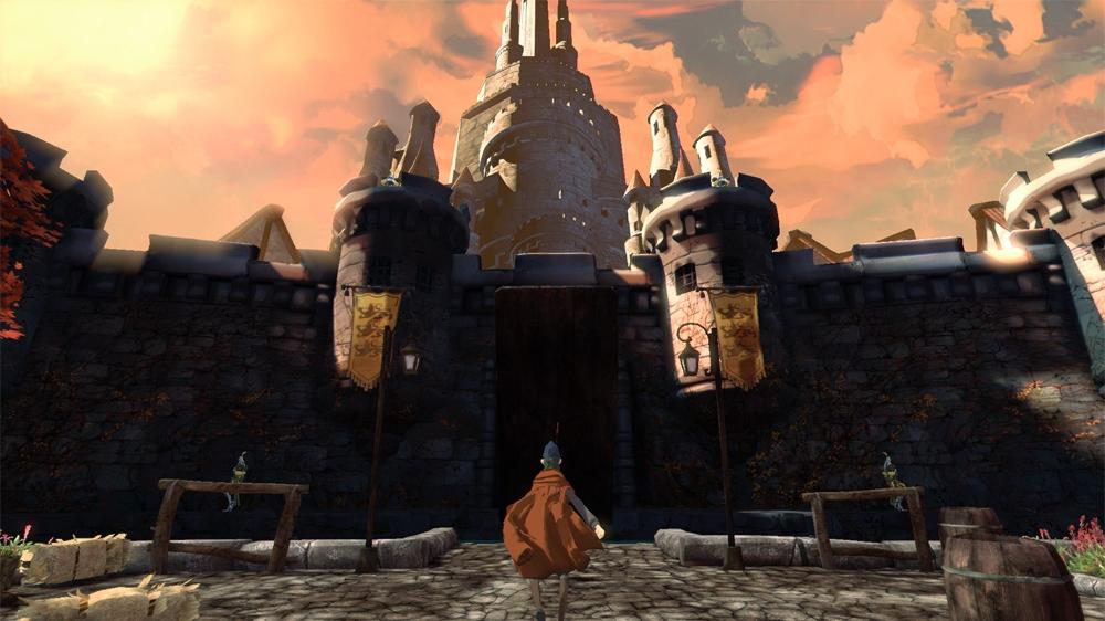 """Imagem de Nos bastidores de King's Quest - """"A Hand Painted Game"""""""