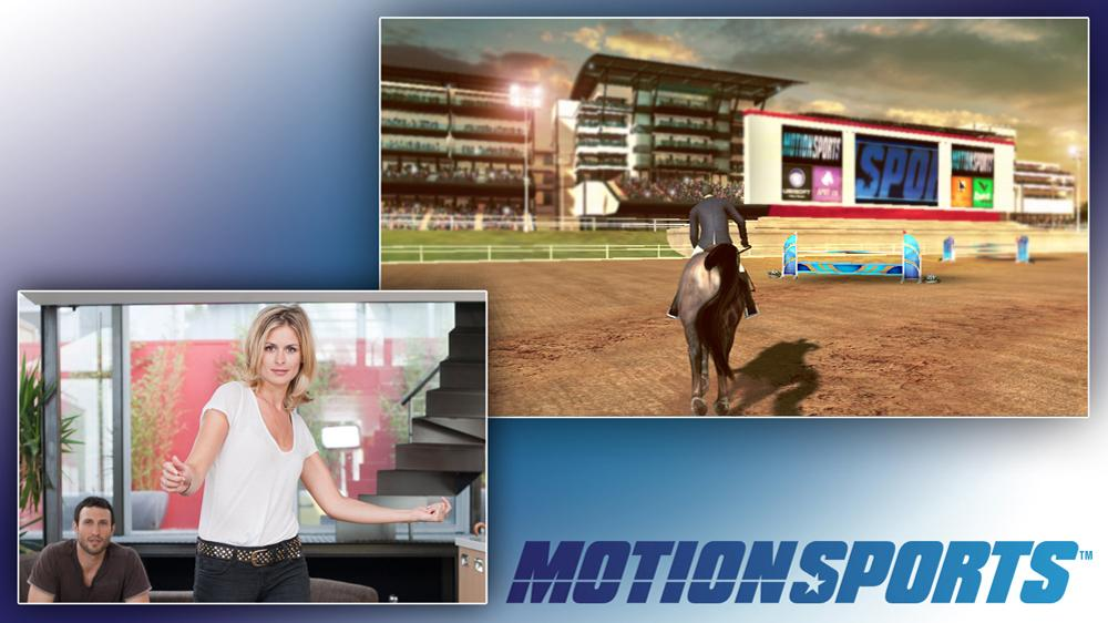 Bild von Motion Sports Announce Trailer
