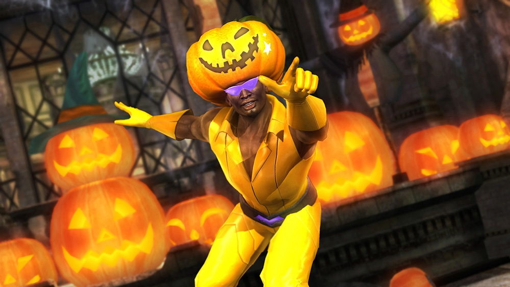 Image de Dead or Alive 5 Ultimate - Halloween Zack 2014