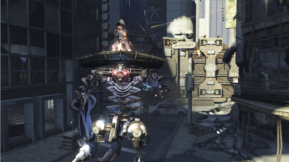 Image from Binary Domain - Story Trailer