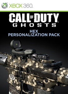 Paquete Hexagonal de Call of Duty®: Ghosts