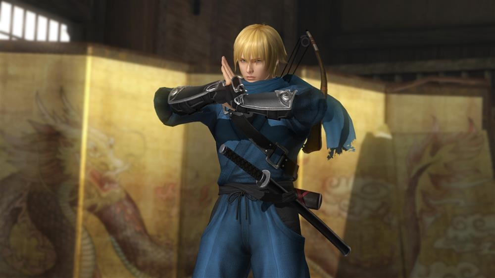 Image from DOA5LR Ninja Clan 1 - Eliot