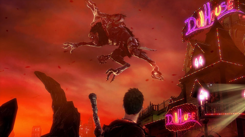 Image from DmC Devil May Cry Launch trailer