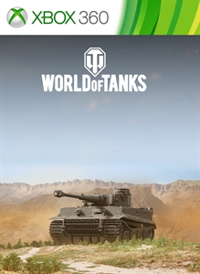 World of Tanks - Citadel Tiger I Ultimate