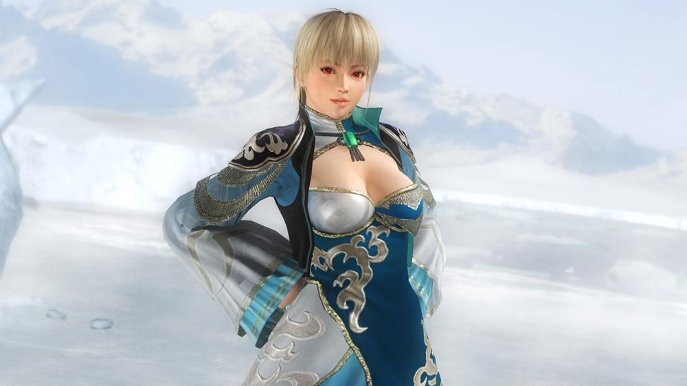 Image from Musou Orochi 2U Wang Yuanji Costume for Ayane