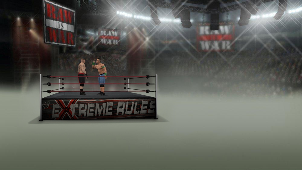 Imagem de Tema Superstars Era Moderna WWE &#39;13