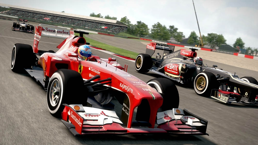 Image from F1™ 2013 Classic Edition Upgrade Bundle
