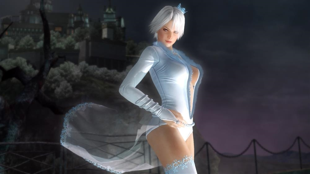 Image from DOA5LR Christie Halloween Costume 2015