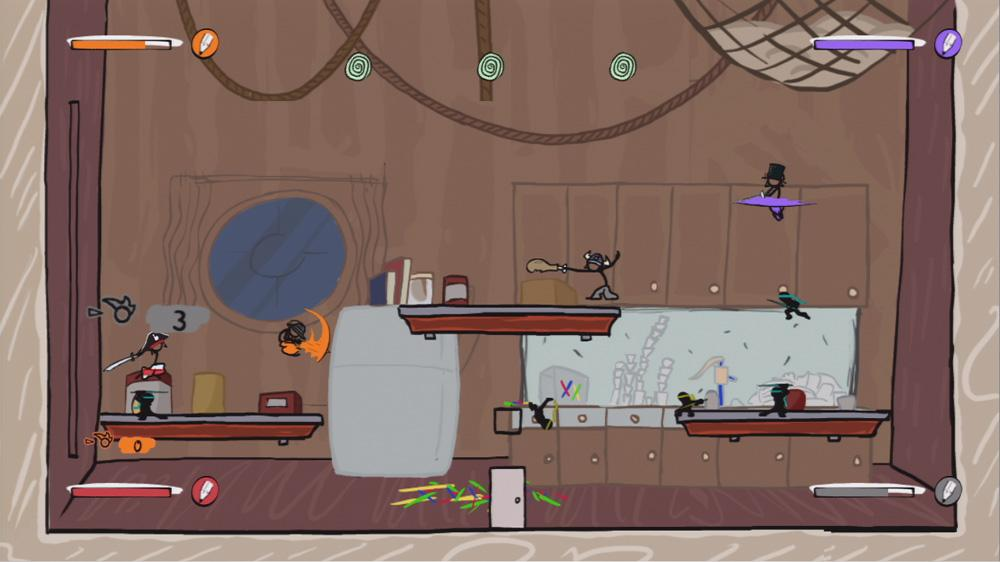Image from Trailer - The World of Fancy Pants