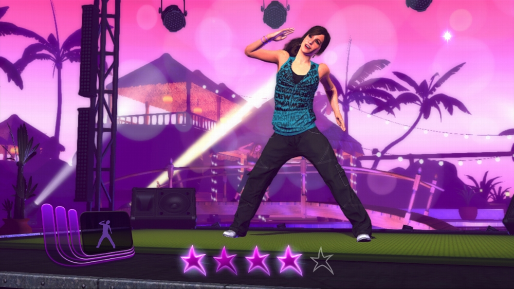 "Image from ""Rock It Out""  - Zumba Original"