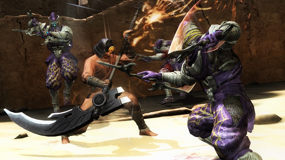 Image from Ninja Gaiden® 3 Leader Pack 2