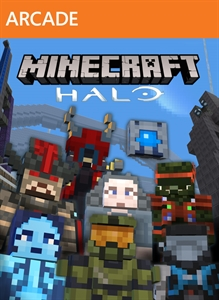 Minecraft: Xbox 360 Edition -- Halo Mash-up (Trial)