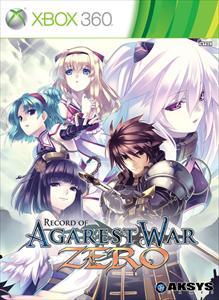 Agarest War Zero - Forbidden Book Volume 1