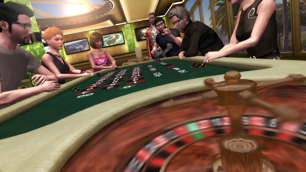 Image from Test Drive Unlimited 2: Casino Online