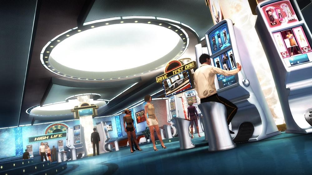 Bild von Test Drive Unlimited 2: Casino Online