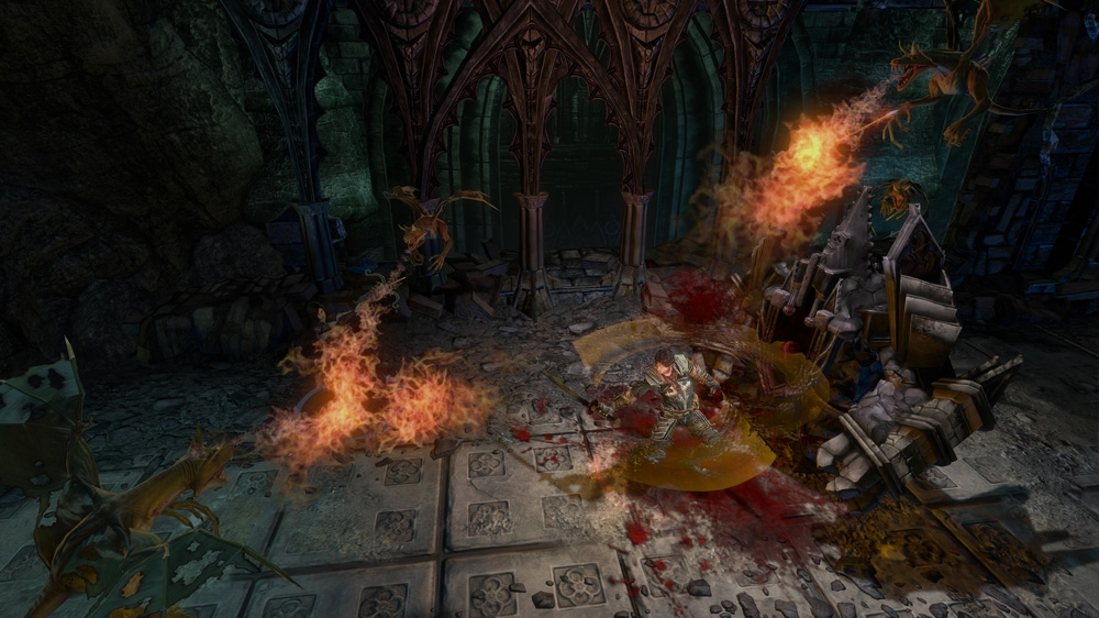 Image from Blood Knights Launch Trailer