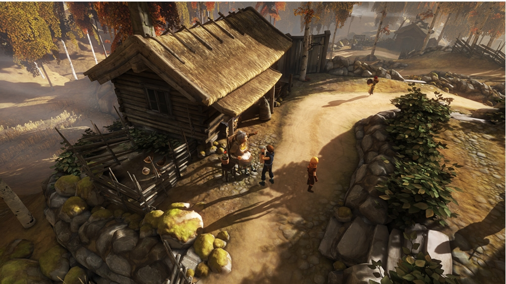Imagen de Brothers: a Tale of two Sons - Behind the Scenes