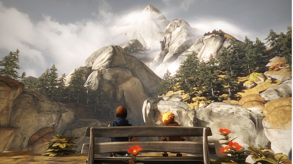 Image de Brothers: a Tale of two Sons - Behind the Scenes