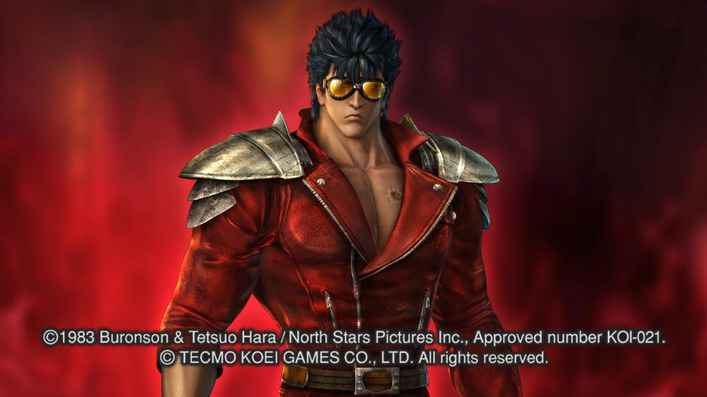 Afbeelding van Kenshiro - Land of Shura 'Red' Costume