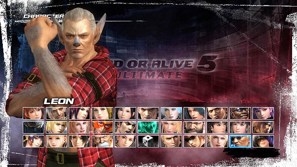 Image de Dead or Alive 5 Ultimate - Halloween Leon 2014